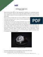 Fondale Toscana Ref. 9663