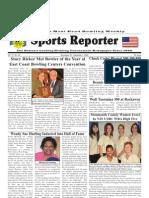 November 25, 2009 SportsReporter