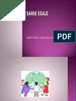 Slide Show - Drepturile Copilului