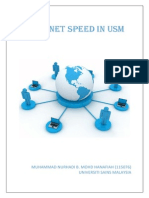 White Paper Internet Speed