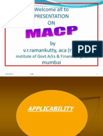 MACPS (Modified Oct. 2012)