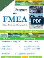 fmeabydeepak-130108025219-phpapp01