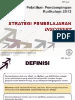 Pendekatan dan strategi pembelajaran