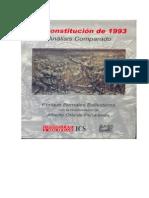Const. Pol. Del Perú Comparado 1999