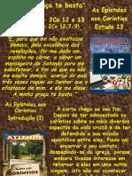 Estudo13 Ascartasaoscorntios 110623214410 Phpapp02