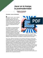 Andreella, Fabrizio - El Placer en La Trampa de La Postmodernidad