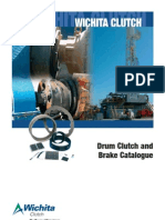 Drum Clutch and Brake Catalogue English