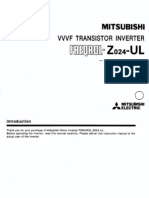 FR Z024 UL Instruction Manual IB(NA) 66328 B (03.92)