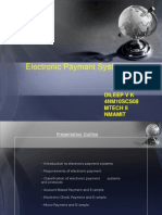 Electronic Payment Systems-Final