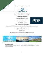 LWPC Prospectus