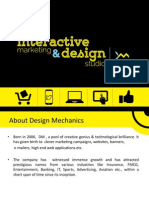 Design Mechanics India Pvt Ltd-Corporate Presentation