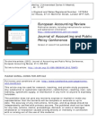 Journal of Accounting and Public Policy Conference