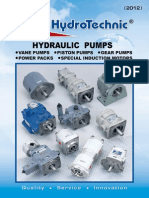 (1) Hydraulic - Pumps (180 Pages)
