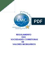 REgulamento Das Sociedades Correctorias Em Angola