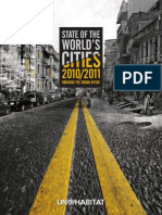 State of the World's Cities 2010/2011 - Cities for All