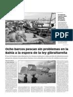 Ocho Barcos Pescan Sin Problemas en La B