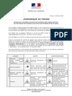 Arrêté Préfectoral (Ardèche) - Sécheresse