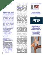 convegno internazionale PSICOANALISI, LUOGHI DELLA RESILIENZA E MIGRAZIONI. Giornata di studio con Marie Rose Moro (Lecce, 7.11.2014)