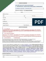 scheda iscrizione convegno PSICOANALISI, LUOGHI DELLA RESILIENZA E MIGRAZIONI