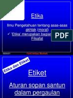 Etika Kedokteran-prof Mulyanto