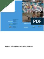 Women's Safety Audit