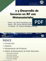 Avance 2 - Diseño y Desarrollo de Sensores en RF Con Metamateriales - V3