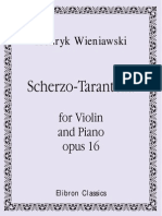 Wieniawski Scherzo-Tarantella For Violin A.pdf