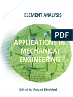 Finite Element Analysis Applications i to 12