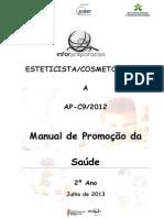 Manual Promoção Saúde