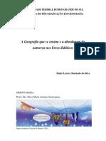 Da Silva_A Geografia Que Se Ensina e a Abordagem Da Natureza Nos Livros Didaticos