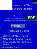 ADB General - 1 Climate Change - Sam Tumiwa