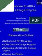 ADB General - 1 Climate Change - Sam Tumiwa