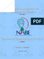Journal of Research and Practice