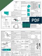 KD-11 Manual de Instalação Rev F