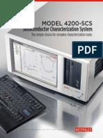 4200SCS Brochure