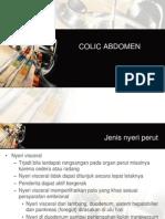 Colic abdomen