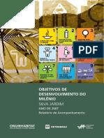 Objetivos de Desenvolvimento Do Milênio - Silva Jardim Ano de 2007
