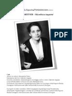 Lise Meitner - Microfisica Inquieta - Una presentazione