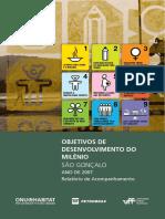 Objetivos de Desenvolvimento Do Milênio - São Gonçalo Ano de 2007