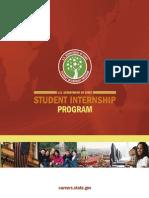 13 23026c Student Internship Booklet