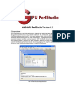 AMD GPU PerfStudio Version 1.2