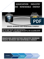 Brazil Biomass Renewable Energy