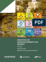 Objetivos de Desenvolvimento Do Milênio - Municipio de Magé Ano de 2007