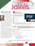 Partenord Actualités - Juin 2014