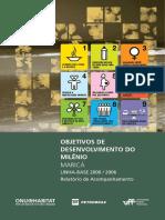 Objetivos de Desenvolvimento Do Milênio - Maricá Linha-base 2000/2006