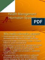 Community Based Management Information System