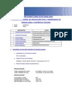 Informe Diario Onemi Magallanes 23.06.2014
