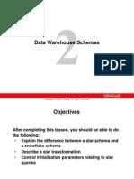 CH2 Data Warehouse Schemas