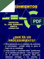 Procedimientos Dr. Jose Rodriguez