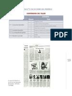secciones periodico